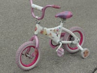 LITTLE GIRL'S 12' CUTE PINKALICIOUS BIKE WITH TRAINING WHEELS! Mississauga
