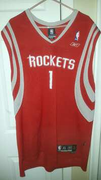 1423dec0b7b Red and blue philadelphia sixers 3 allen iverson basketball jersey. Ajax