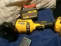 Dewalt flexvolt grinder and battery Edmonton, T5W 3L5