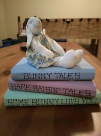 Bunny Tales decor for babys room Surrey, V4N 5C4