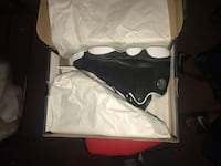 Black and white Jordan 13s retro DS brand new in box size 7y