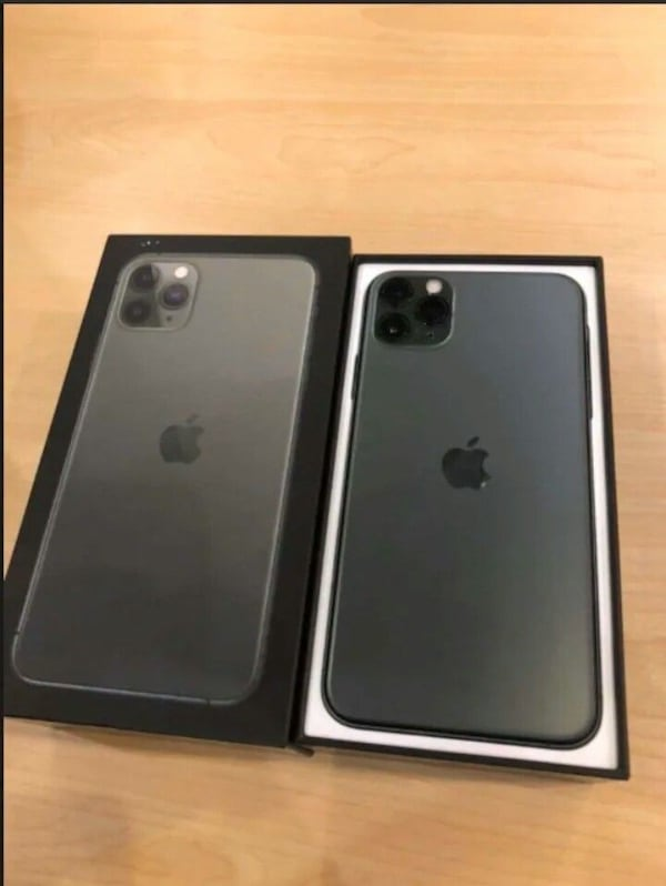 IPHONE 11 PRO MAX MATTE BLACK (SERIOUS BUYERS ONLY)  93855213-e189-4cc0-9eee-23b92afb0759