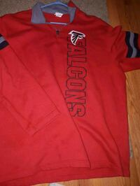 atlanta falcons quarter zip nfl Kitchener, N2E