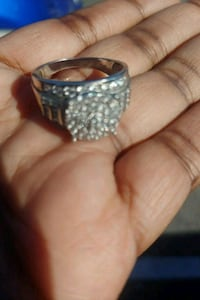 Silver Engagement Ring Virginia Beach, 23452
