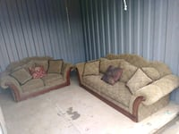 Ashley furniture couch and love seat  Houston, 77025