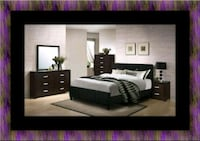 B630 11pc complete bedroom set Temple Hills