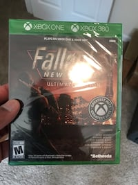 Fallout new Vegas ultimate edition Xbox  Newport News, 23608