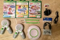 LeapFrog LeapTV Educational Gaming System (Can sell per item) 445 mi