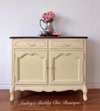 Elegant French Provincial Buffet/Sideboard Richmond Hill