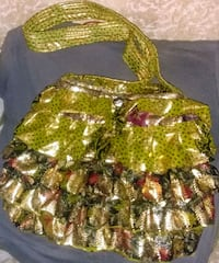 Hand made purse $20  Bakersfield, 93304
