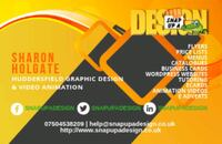 Graphic design Specialists in Huddersfield  West Yorkshire, HD5 9YQ