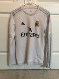 Real Madrid Jersey  Broadlands, 20148