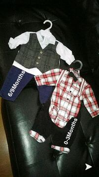 baby boy formal outfits South Bend