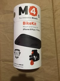 M4 iphone 7/8 plus bike kit London, N6J 3Z6