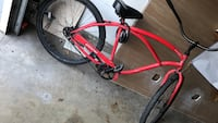 red and black cruiser bicycle Downey, 90240