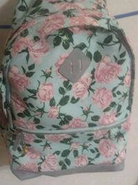 Backpack pink at blue Dinuba, 93618
