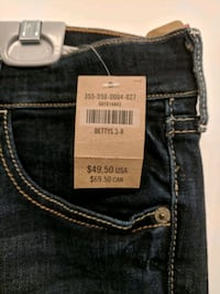 Hollister Jeans - brand new size 3 Toronto
