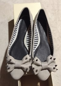 DIESEL GREY BOW FLATS (NEW) 509 km