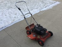 Running Lawn Mower Ames, 50014