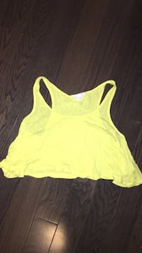 Forever 21 crop top Markham, L3R 4M9
