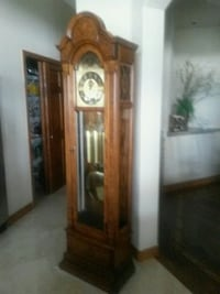 brown wooden grandfather's clock Arvada, 80005