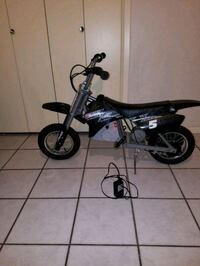 black and gray dirt bike  McAllen, 78501