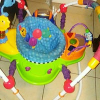baby's green and blue jumperoo Tucson, 85716