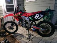 2003 Honda Crf450r  Grover Beach