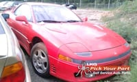 Parting out 1992 Mitsubishi 3000GT Greenville, 29605