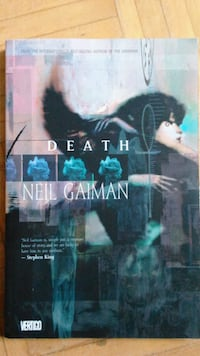 Death by Neil Gaiman Markham, L3P 2G7