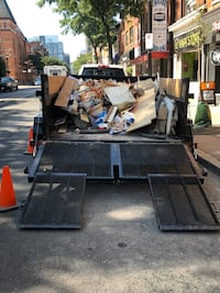 Junk Removal/waste removal/hot tub removal