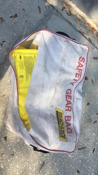 Boat Safety Gear Bag Tampa, 33613