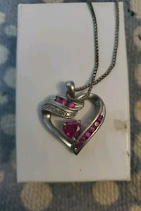 Heart Necklace Manchester