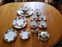 Old Country Roses China Brampton, L7A 2H7