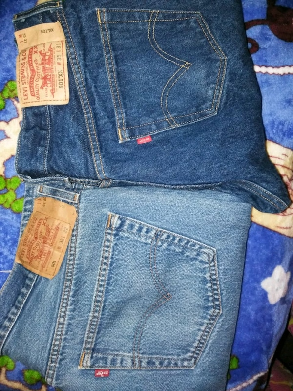 9593df63c504 Used Levis 501's for sale in Apple Valley - letgo
