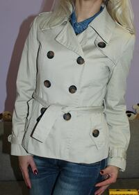 Trench coat size  Small