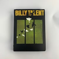 "BILLY TALENT - III ""GUITAR VILLAIN"" DELUXE VERSION BOXSET  Vancouver, V5T 2M5"