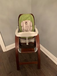 Summer Infant Bentwood High Chair Ancaster, L9G