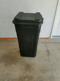 black and gray plastic container 7 km