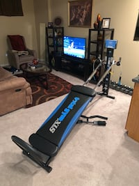 Total Gym XLS - practically new!