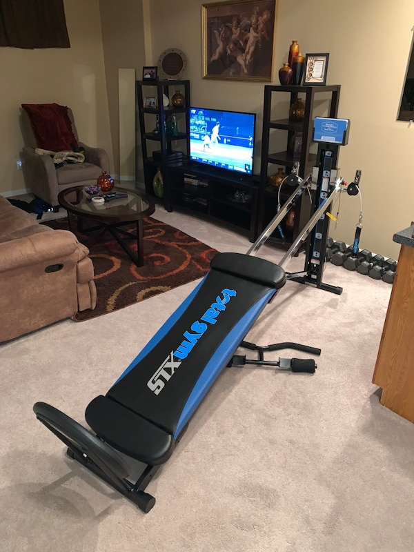 Total Gym XLS - practically new! 0