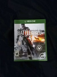 Battlefield 4 Xbox One Winnipeg, R3L 1C2