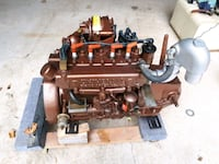 Gas Engine Atomic IV