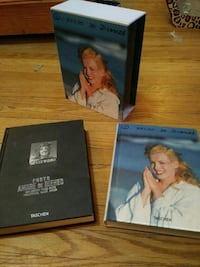 two Andre De Dienes by Taschen books Edmonton, T5G 1E9