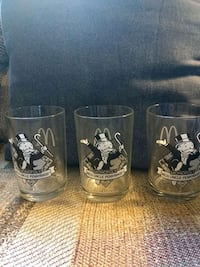 Monopoly Rich Uncle pennybags tumblers Stafford, 22554