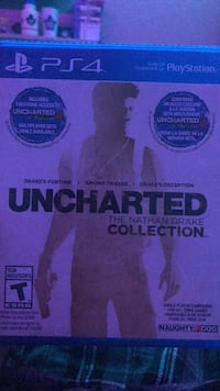 PS4 Uncharted collection Hamilton, L0R 1L0
