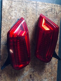 2014-2018 Cadillac CTS both tail lights oem excellent condition