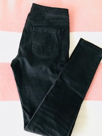 Black skinny jeans from Esprit 6241 km