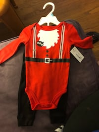 Baby Xmas outfit  East Haven, 06512