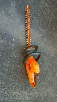 orange and black hedge trimmer Burtonsville, 20866
